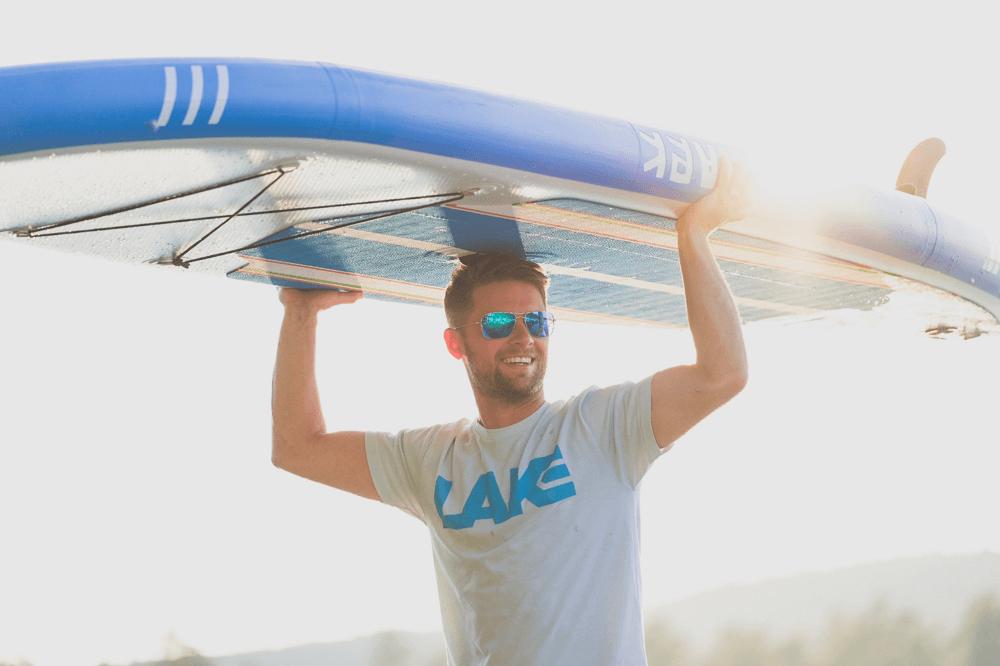 Shark SUP UV Schutzt